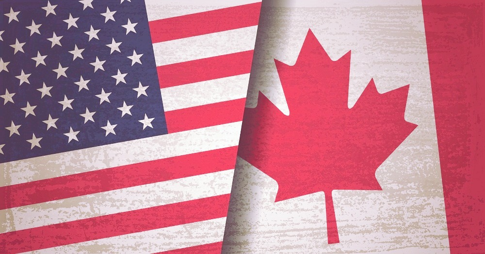 Canadian and North American English the difference